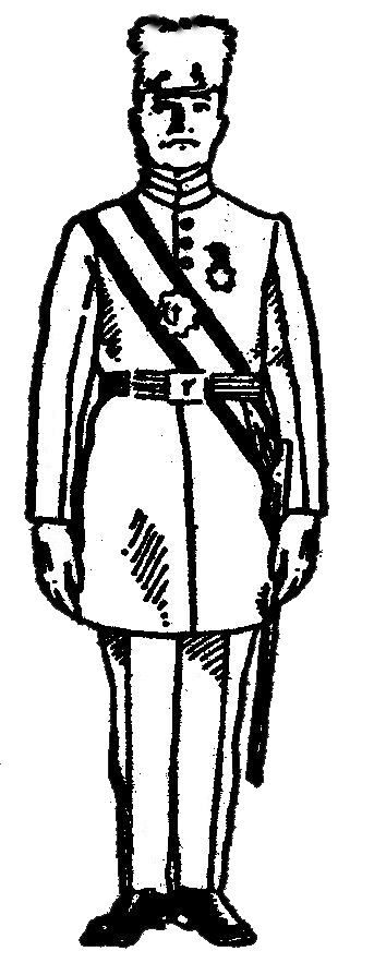 American Chivalry Issues With The Knights Templar Uniform