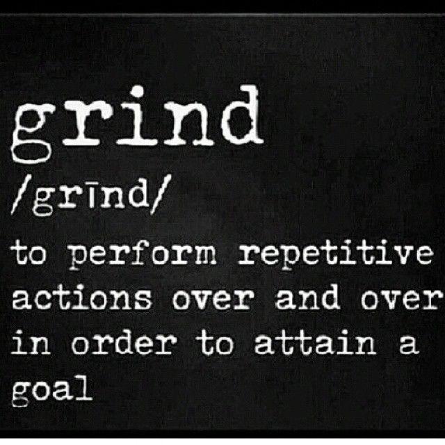 grind everyday aquarianmind s