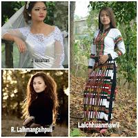 Miss Zofa International 2018 Contestants  Lunglei