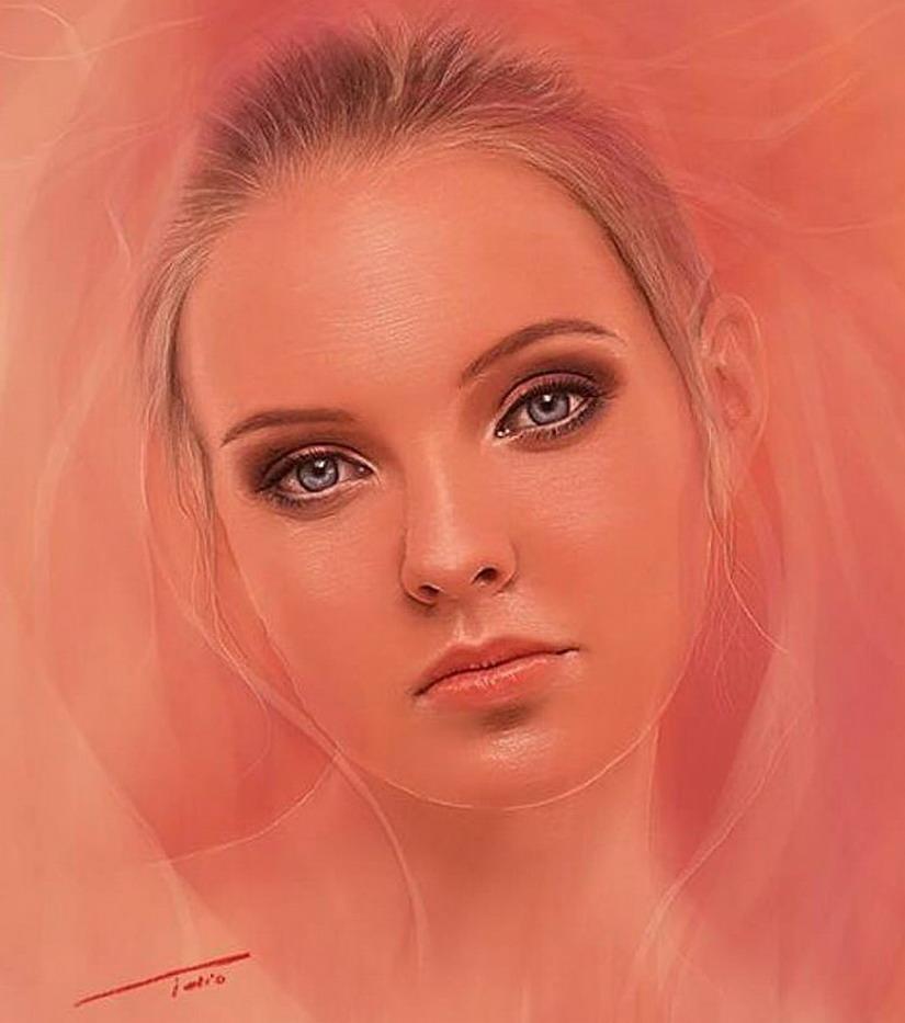 ===La mujer, un bello rostro...=== - Página 2 Dibujos-digitales-rostros-mujeres-comunes_04