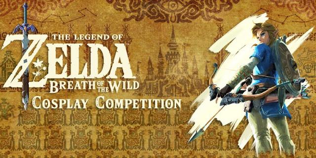 Anunciado un concurso de Cosplay basado en Zelda Breath Of The Wild
