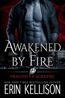 Awakened by Fire by Erin Kellison