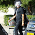 "Must See: Ronaldo picks up his son from school dressed in ""masquerade"" costume"