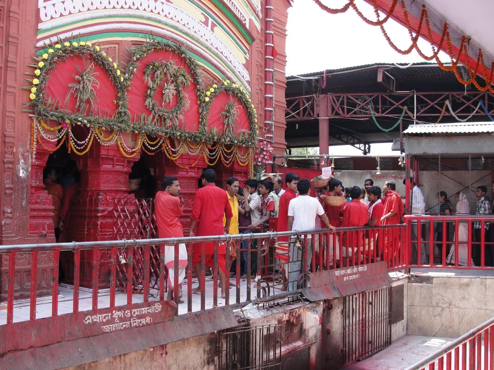 Trip to the Tarapith Temple of Maa Tara in Bengal