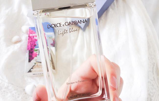 Dolce Amp Gabbana Light Blue Escape To Panarea
