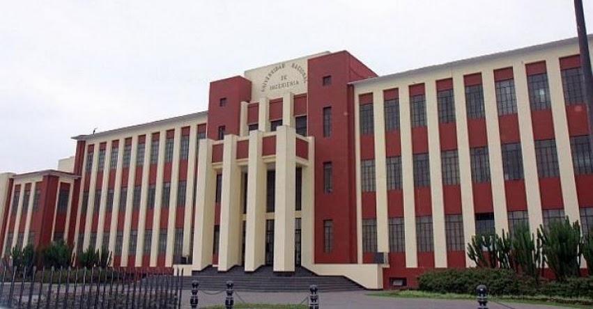 UNI: Universidad Nacional de Ingeniería inaugurará edificio con aisladores antisísmicos - www.uni.edu.pe