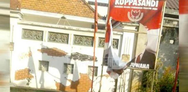 Mantan Relawan Jokowi Kecam Perusakan Baliho Prabowo-Sandi di Pati
