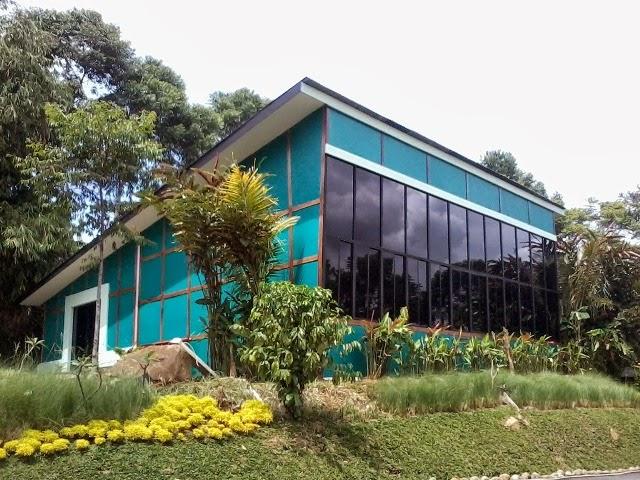 KM Zero Resort Sentul Bogor