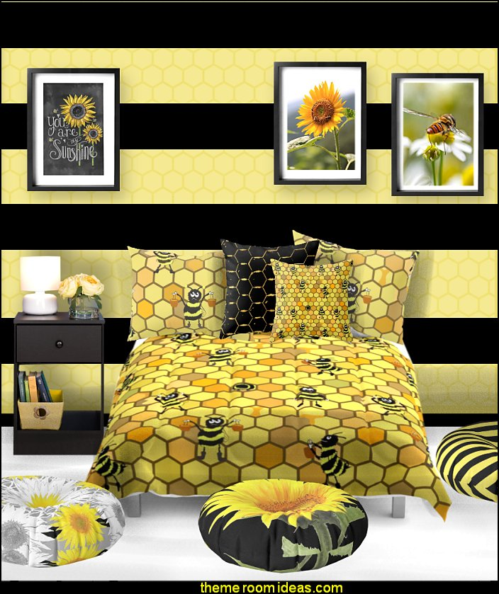 Cute Sunflower Wallpaper Decorating Theme Bedrooms Maries Manor Winnie The Pooh