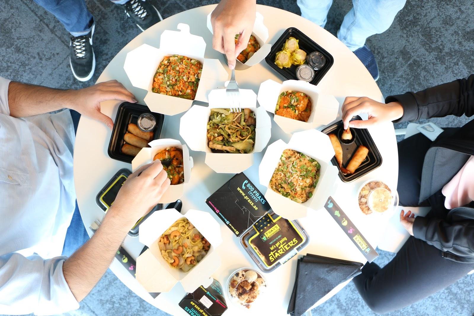 Prax S Restaurant Dubai