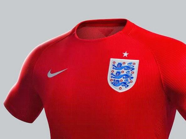 f4d294a688fc9 La selección inglesa estrenará su nuevo uniforme ante Perú en el partido  amistoso que se disputará el 30 de mayo en el estadio Wembley y en sus  próximas ...
