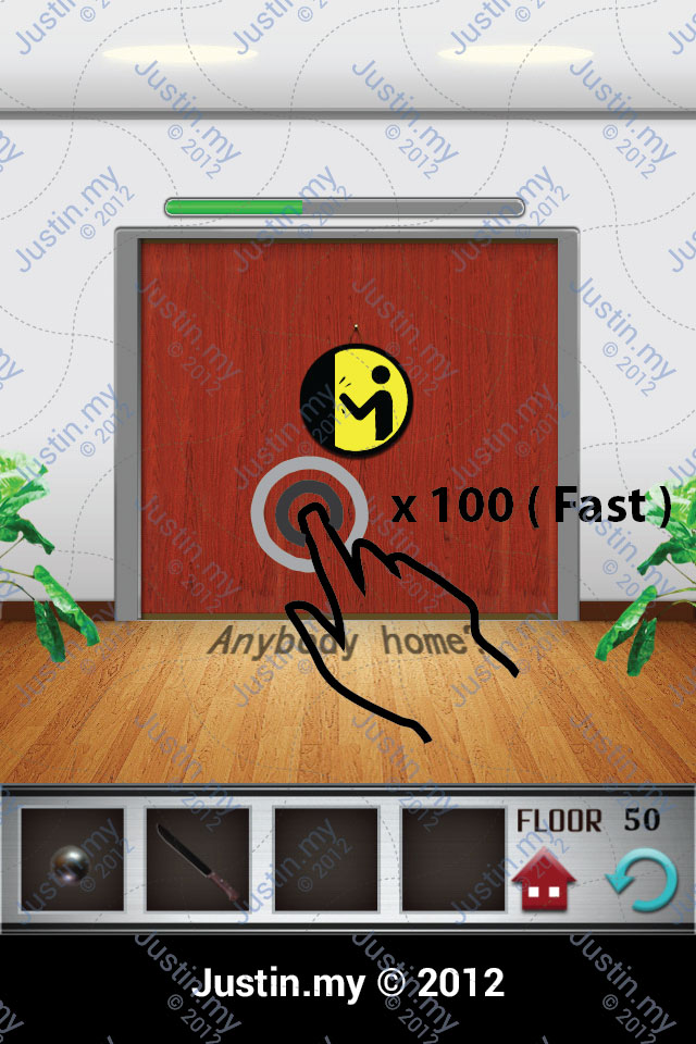 100 Floor Level 46 47 48 49 50 Answer 100 Floors Answer