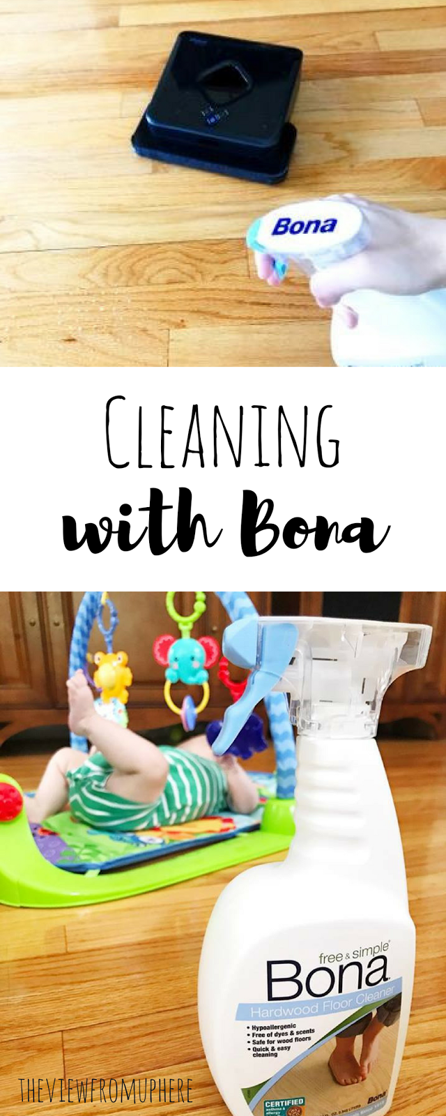Bona Free and Simple, Clean with Kids, Kid Chores
