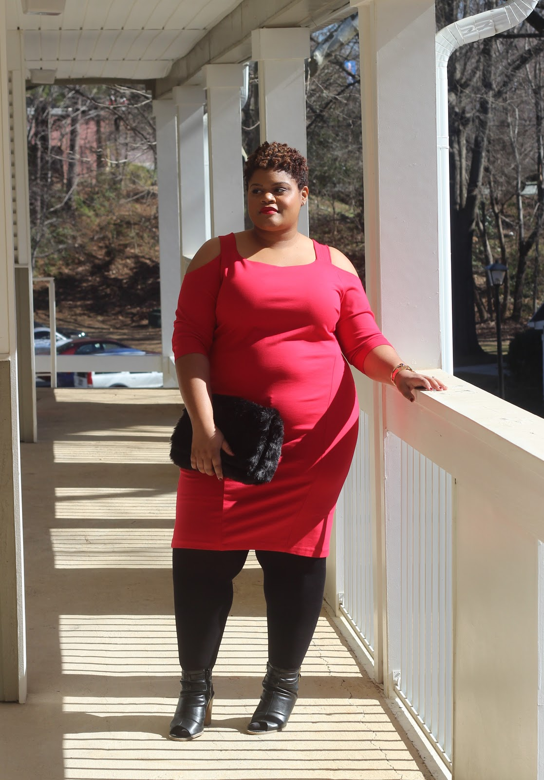 Personal Style | Thrifty Plus Size Valentine\'s Day Lookbook ...
