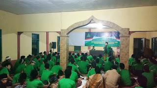 Gelar PKD, Ansor Bandung Barat wujudkan Kader Terdidik, Terlatih dan Terpimpin