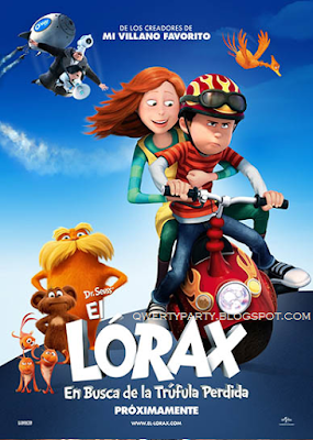 The Lorax 2012 Daul Audio BRRip 480p 150Mb HEVC x265