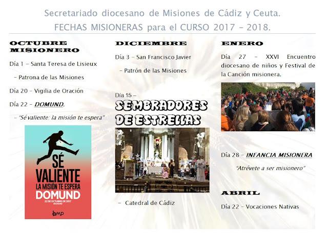 misiones, animación misionera