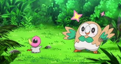 Pokemon Sol y Luna Capitulo 112 Temporada 20 Nueva especie descubierta, Meltan atrapado