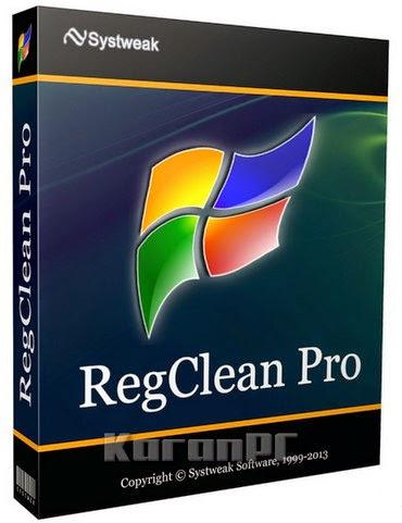 SysTweak Regclean Pro 7.2.63.146 + Key