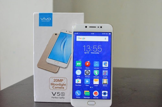handhone vivo v5