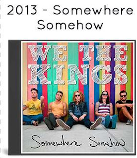 2013 - Somewhere Somehow