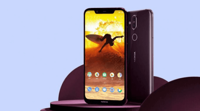 HMD Global unveils the Nokia 8.1 with Snapdragon 710, 4GB RAM and HDR10 display