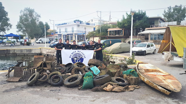 Με επιτυχία το «Project PACHI» από την ομάδα εθελοντων δυτών «WE DIVE WE CLEAN»