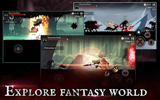 Shadow of Death: Stickman Fight Apk [LAST VERSION] - Free Download Android Game