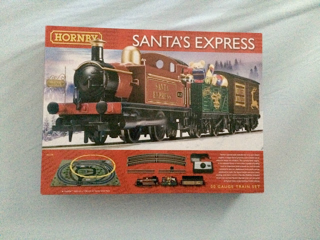 Santa Express Train set box