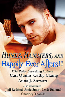 Hunks, Hammers, and Happily Ever Afters Anthology