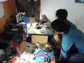 Kursus Service Laptop Malang