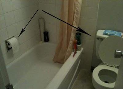 papel higiénico, especial para brazos largos
