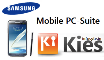 Download Samsung Kies or Samsung PC Suite Offline Installer free