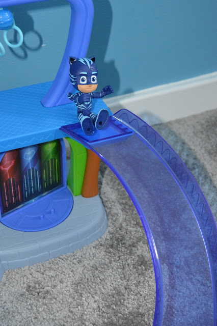 PJ Masks Headquarters Playset Slide