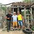 Escritor João  de Sousa Lima nas trilhas do cangaço em Paulo Afonso com os amigos Wasterland, Sandro Lee e Itamar!