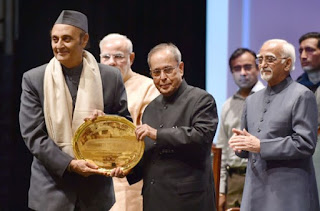 Outstanding parliamentarian Awards to 5 MPs