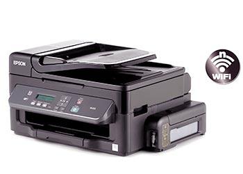 Epson WorkForce M205 Multifunction Inkjet Printer Review