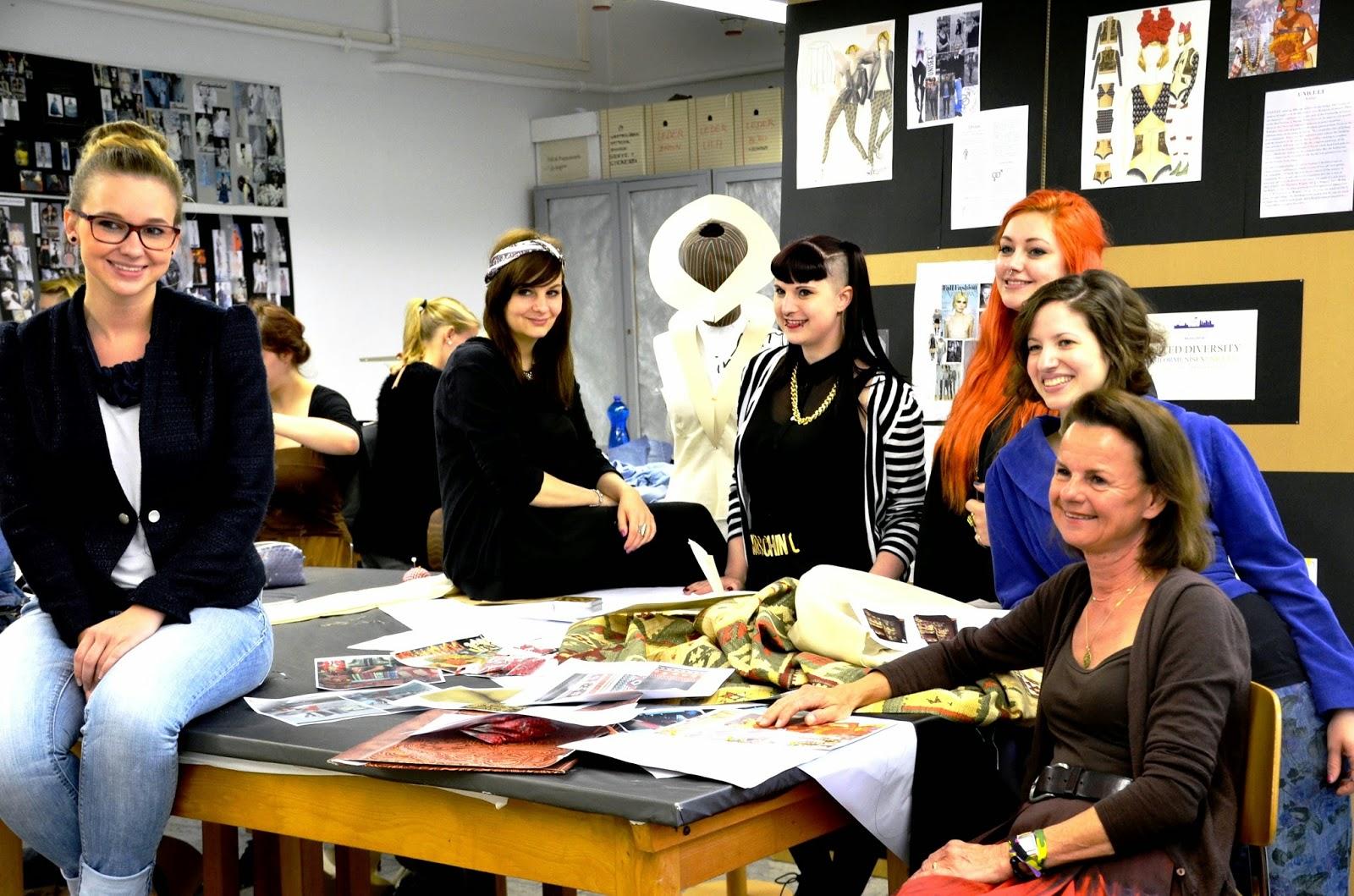 Schule Für Mode Und Bekleidung Frankfurt