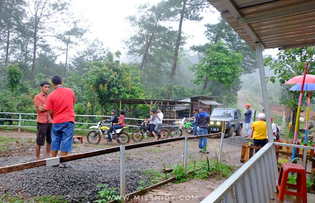 off road di kalibaya brebes