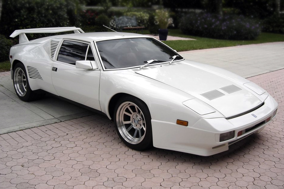 Cigars And Cars THE SUPERCAR THAT FORD IMPORTED PANTERA