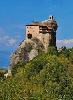 monasteri incantati