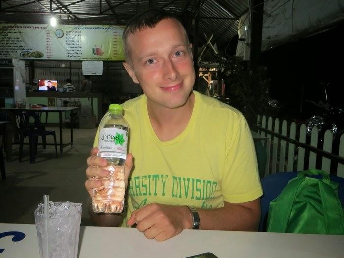 Тайское кафе.