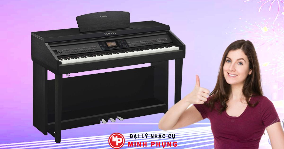 Đàn Piano Clavinova Yamaha CVP 701B