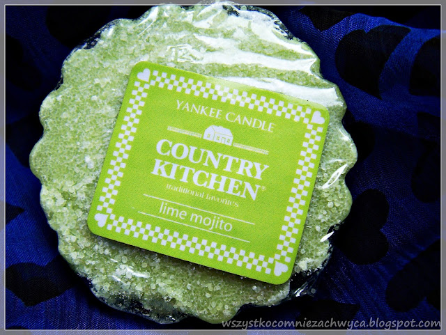 Yankee Candle, Country Kitchen, lime mojito