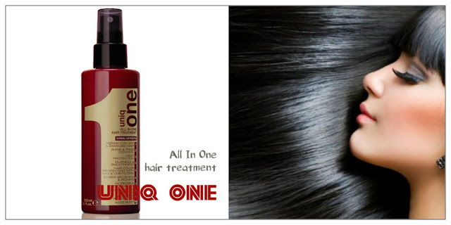 Review: Uniq One All In One hair treatment