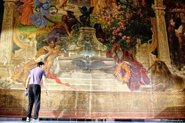 "Cortina de la Teatrul National ""Vasile Alecsandri"" Iasi - blog FOTO-IDEEA"