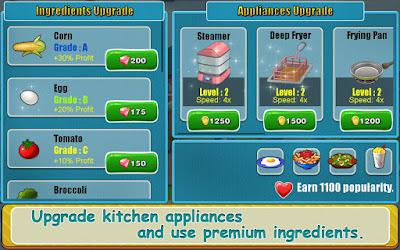 Kitchen Story v2.1 Apk Terbaru