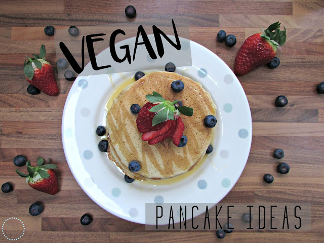 My General Life - Vegan Pancake Ideas