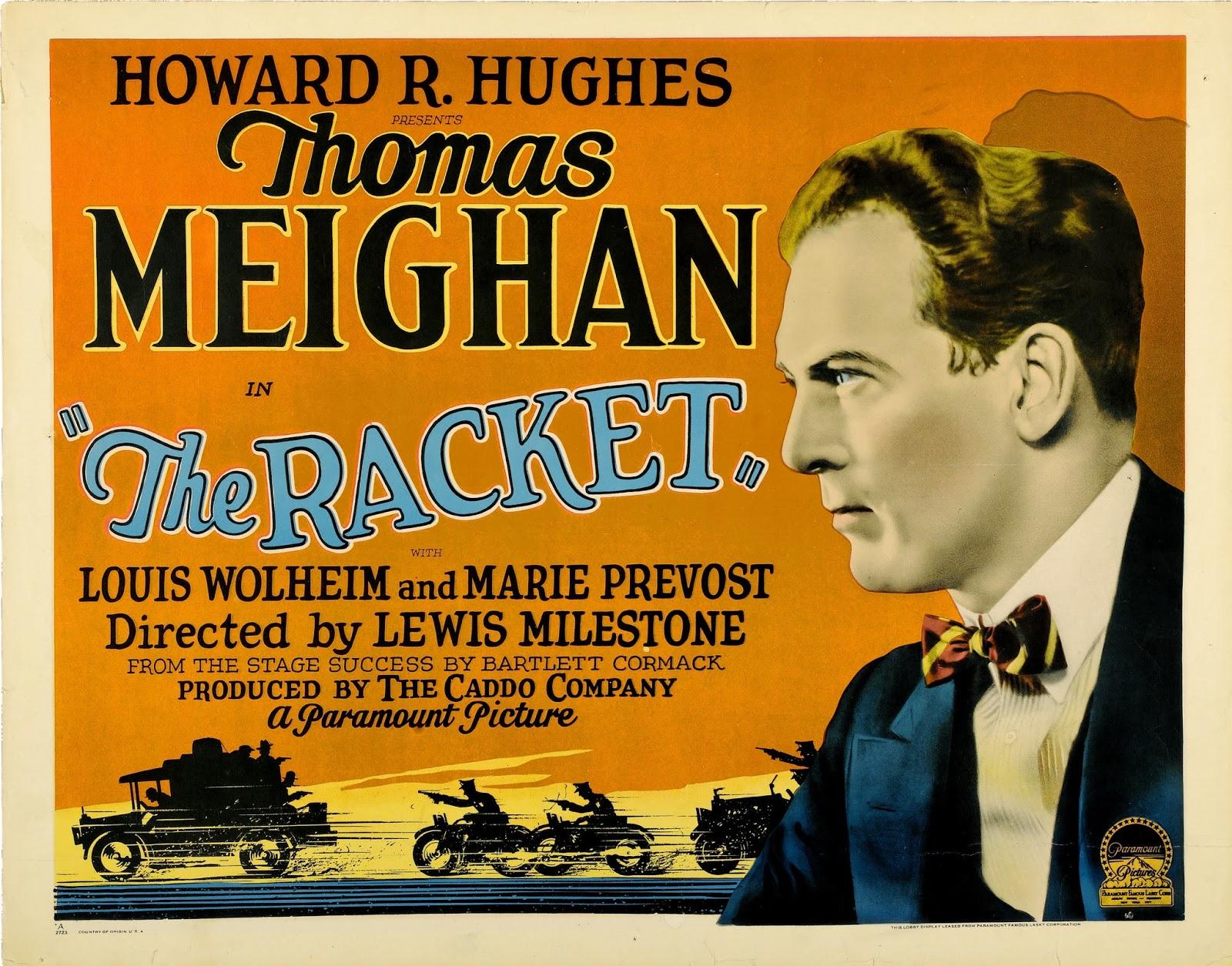 "Image result for (""The Racket,"" 1928) blogspot.com"