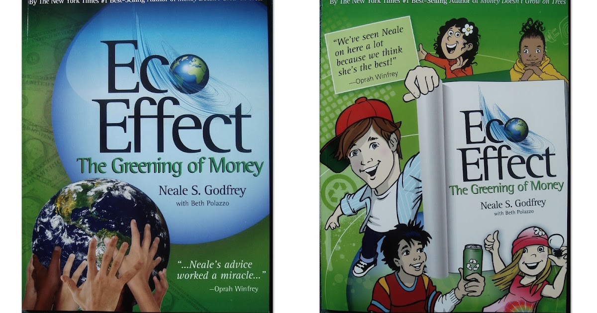 Earth Faerie Momma: ECO-Effect: The Greening of Money Book